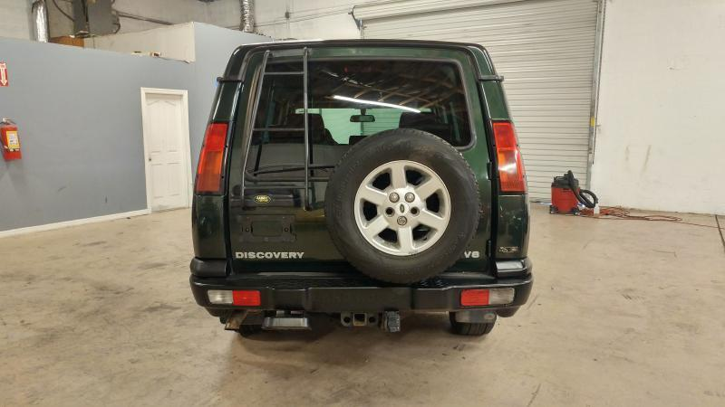 2003 Land Rover Discovery S 4WD 4dr SUV - Port Richey FL