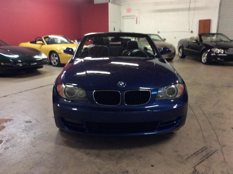 2008 BMW 1 Series 128i 2dr Convertible - Port Richey FL