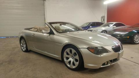 2004 BMW 6 Series for sale in Port Richey, FL