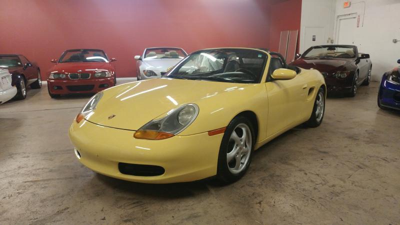 1997 Porsche Boxster 2dr Convertible - Port Richey FL