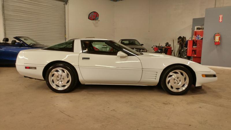 1993 Chevrolet Corvette 2dr Hatchback - Port Richey FL