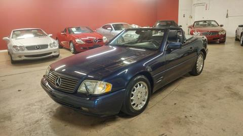 1998 Mercedes-Benz SL-Class for sale in Port Richey, FL