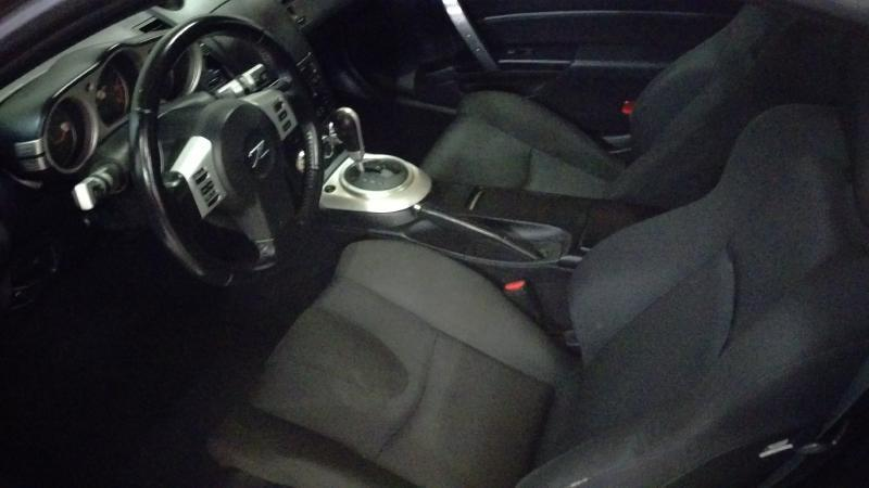 2008 Nissan 350Z COUPE - Port Richey FL