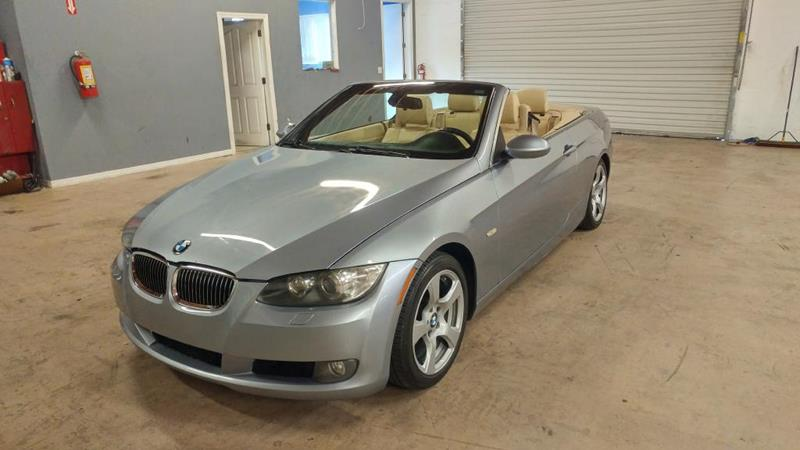 Bmw Series I Dr Convertible In Port Richey FL Marra - 2009 bmw convertible