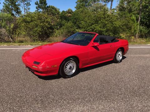 1989 Mazda RX-7 for sale in Port Richey, FL