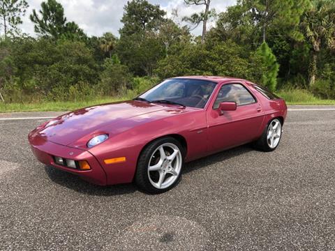 1982 Porsche 928 for sale in Port Richey, FL