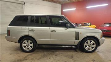 2003 Land Rover Range Rover for sale in Port Richey, FL