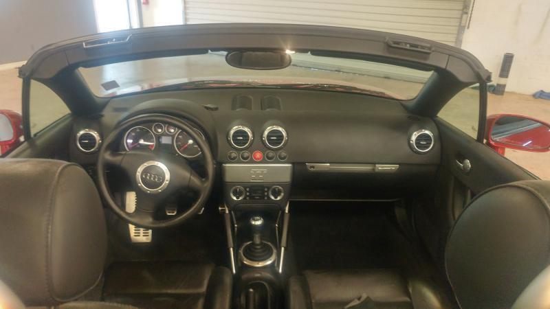 2001 Audi TT AWD 225hp Quattro 2dr Roadster - Port Richey FL
