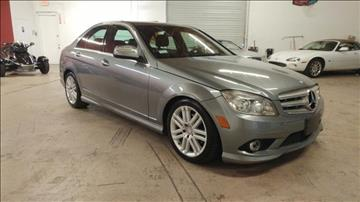 2009 Mercedes-Benz C-Class for sale in Port Richey, FL
