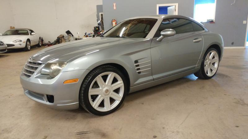 2004 Chrysler Crossfire 2dr Sports Coupe - Port Richey FL