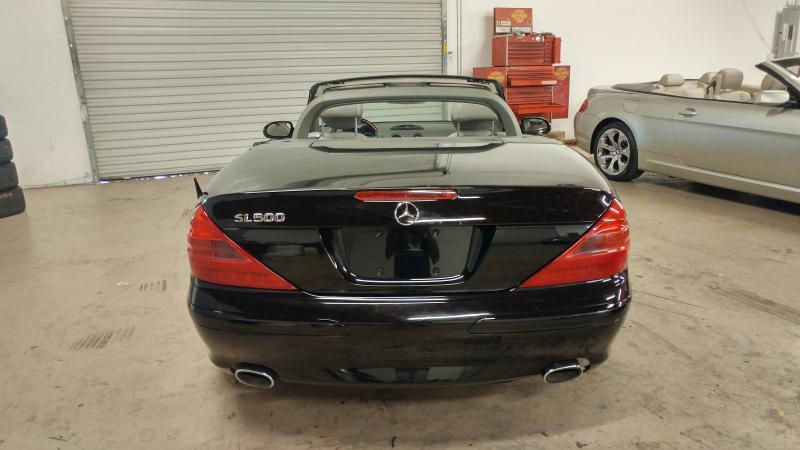2003 Mercedes-Benz SL-Class SL 500 2dr Convertible - Port Richey FL