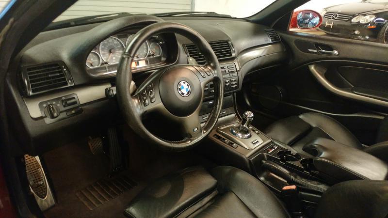 2004 BMW M3 2dr Convertible - Port Richey FL
