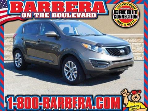 2015 Kia Sportage for sale in Philadelphia PA