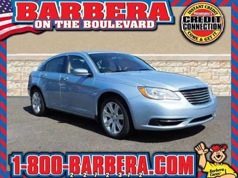 2013 Chrysler 200 for sale in Philadelphia PA