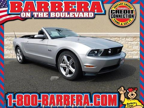 2012 Ford Mustang for sale in Philadelphia PA