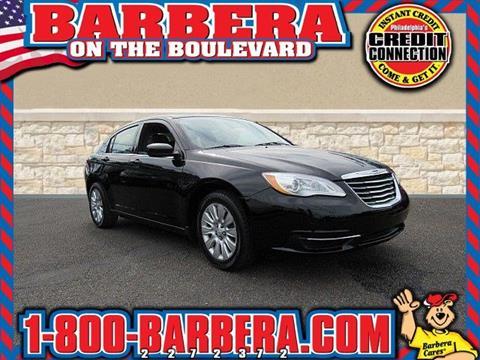 2014 Chrysler 200 for sale in Philadelphia PA