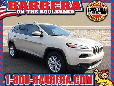 2015 Jeep Cherokee for sale in Philadelphia, PA