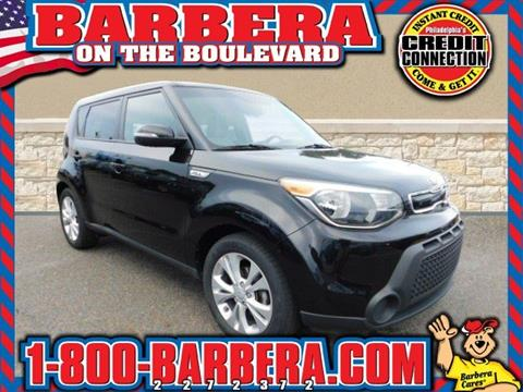 2014 Kia Soul for sale in Philadelphia PA
