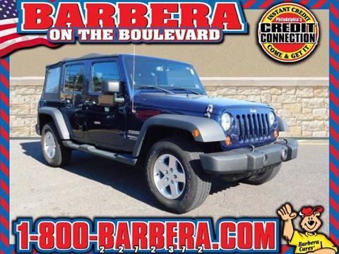 2013 Jeep Wrangler Unlimited for sale in Philadelphia, PA