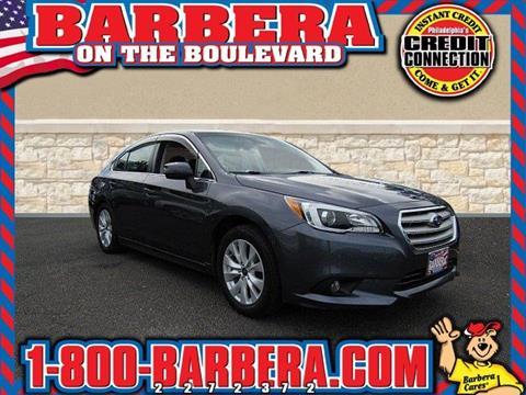 2015 Subaru Legacy for sale in Philadelphia, PA