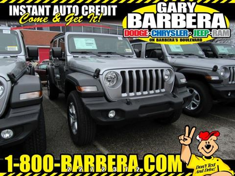 2018 Jeep Wrangler Unlimited for sale in Philadelphia, PA