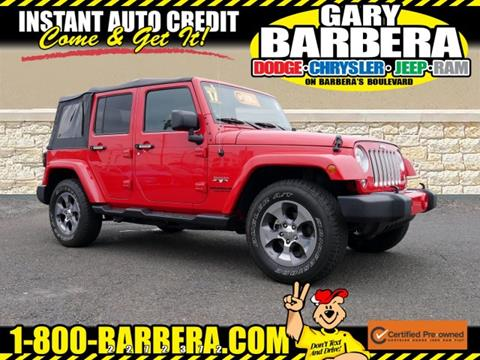 Jeeps For Sale In Pa >> Used Jeep Wrangler For Sale In Philadelphia Pa