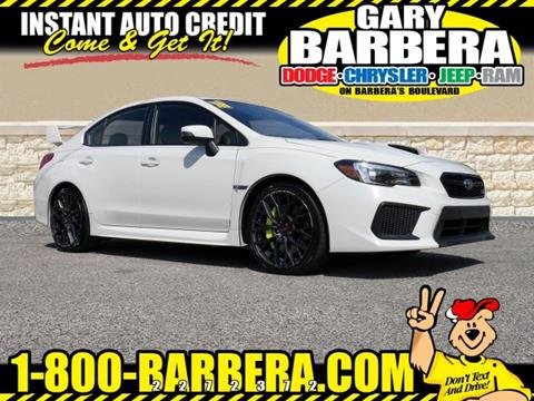 2018 Subaru WRX for sale in Philadelphia, PA