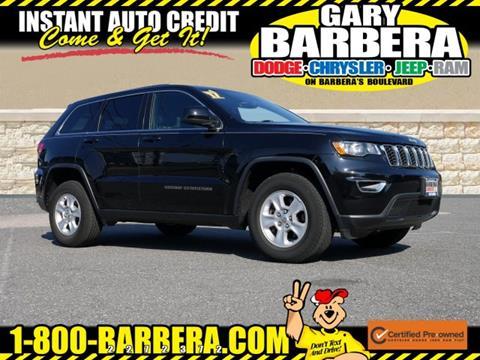 2017 Jeep Grand Cherokee for sale in Philadelphia, PA