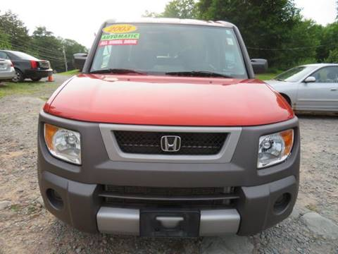 2003 Honda Element for sale in Mongaup Valley, NY
