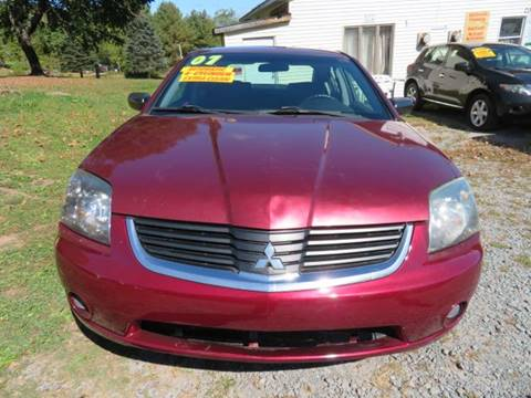 2007 Mitsubishi Galant for sale in Mongaup Valley, NY