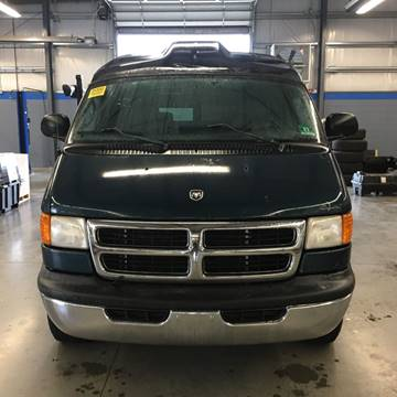 2002 Dodge Ram Van For Sale In Mongaup Valley NY