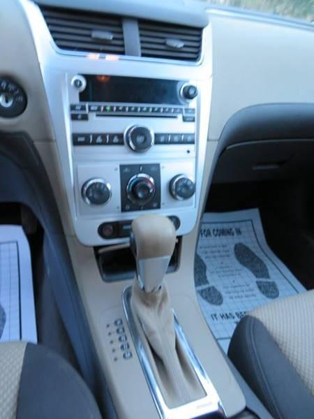 2012 chevrolet malibu repair manual
