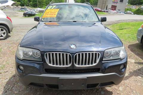 2007 BMW X3 for sale in Mongaup Valley, NY