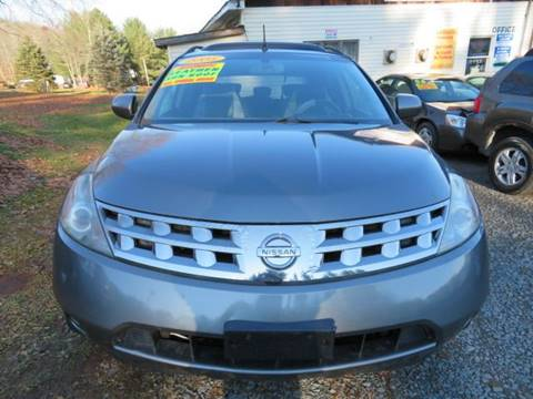 2005 Nissan Murano for sale in Mongaup Valley, NY