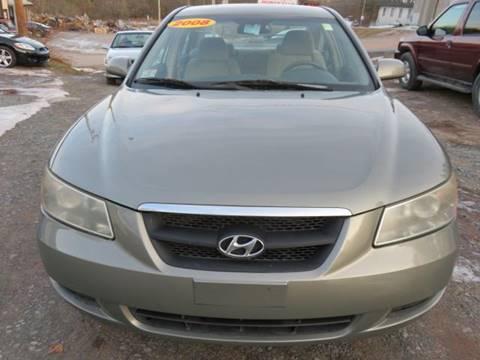 2007 Hyundai Sonata for sale in Mongaup Valley, NY