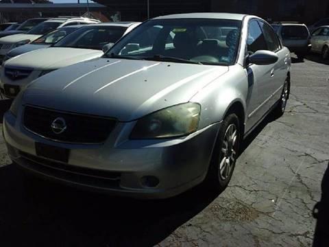 2005 Nissan Altima for sale in Bridgeport, CT