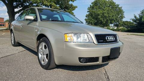 2002 Audi A6 for sale in Bethpage, NY