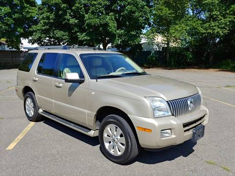 2006 Mercury Mountaineer for sale in Bethpage, NY
