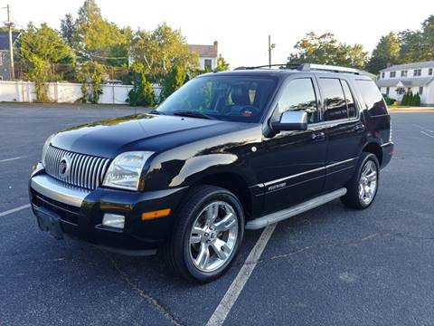 2010 Mercury Mountaineer for sale in Bethpage, NY
