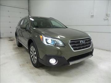 2017 Subaru Outback for sale in Topeka, KS