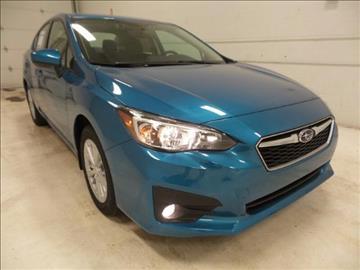 2017 Subaru Impreza for sale in Topeka, KS