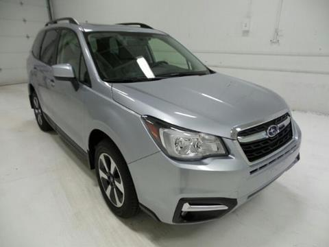 2018 Subaru Forester for sale in Topeka KS