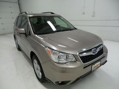 2015 Subaru Forester for sale in Topeka, KS