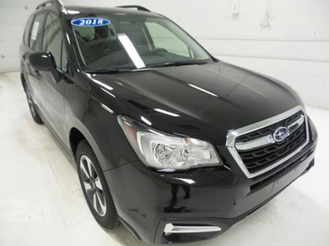2018 Subaru Forester for sale in Topeka, KS