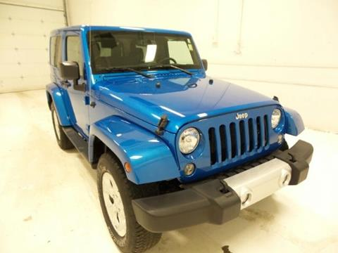 2015 Jeep Wrangler for sale in Topeka KS