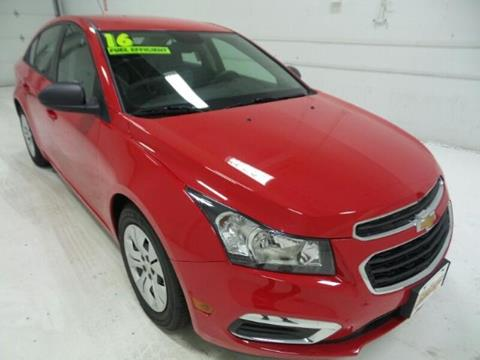 2016 Chevrolet Cruze Limited for sale in Topeka KS