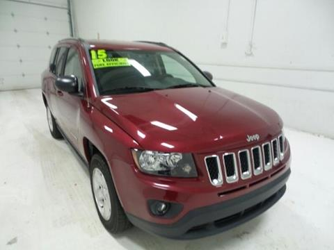 2015 Jeep Compass for sale in Topeka, KS