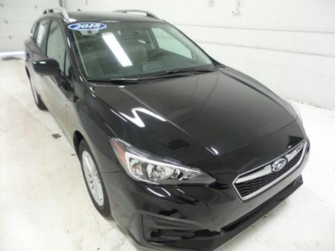 2018 Subaru Impreza for sale in Topeka KS