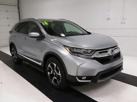 2018 Honda CR-V for sale in Topeka, KS