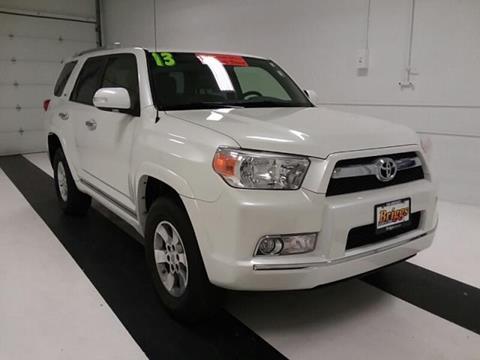 2013 Toyota 4runner For Sale >> 2013 Toyota 4runner For Sale In Topeka Ks